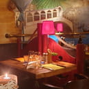 Restaurant : La Riviera  - ''petit coin pour nous deux'' -   © la riviera