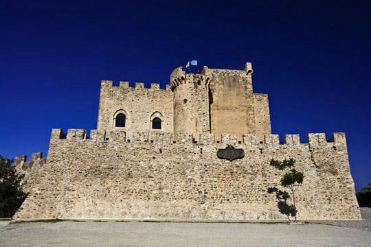 La forteresse de Capo Rizzuto