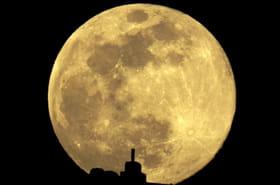 Super Lune: les belles photos de la dernière de l'année