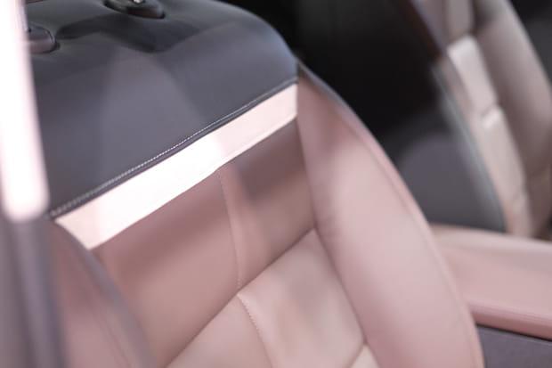 Des sièges très confortables
