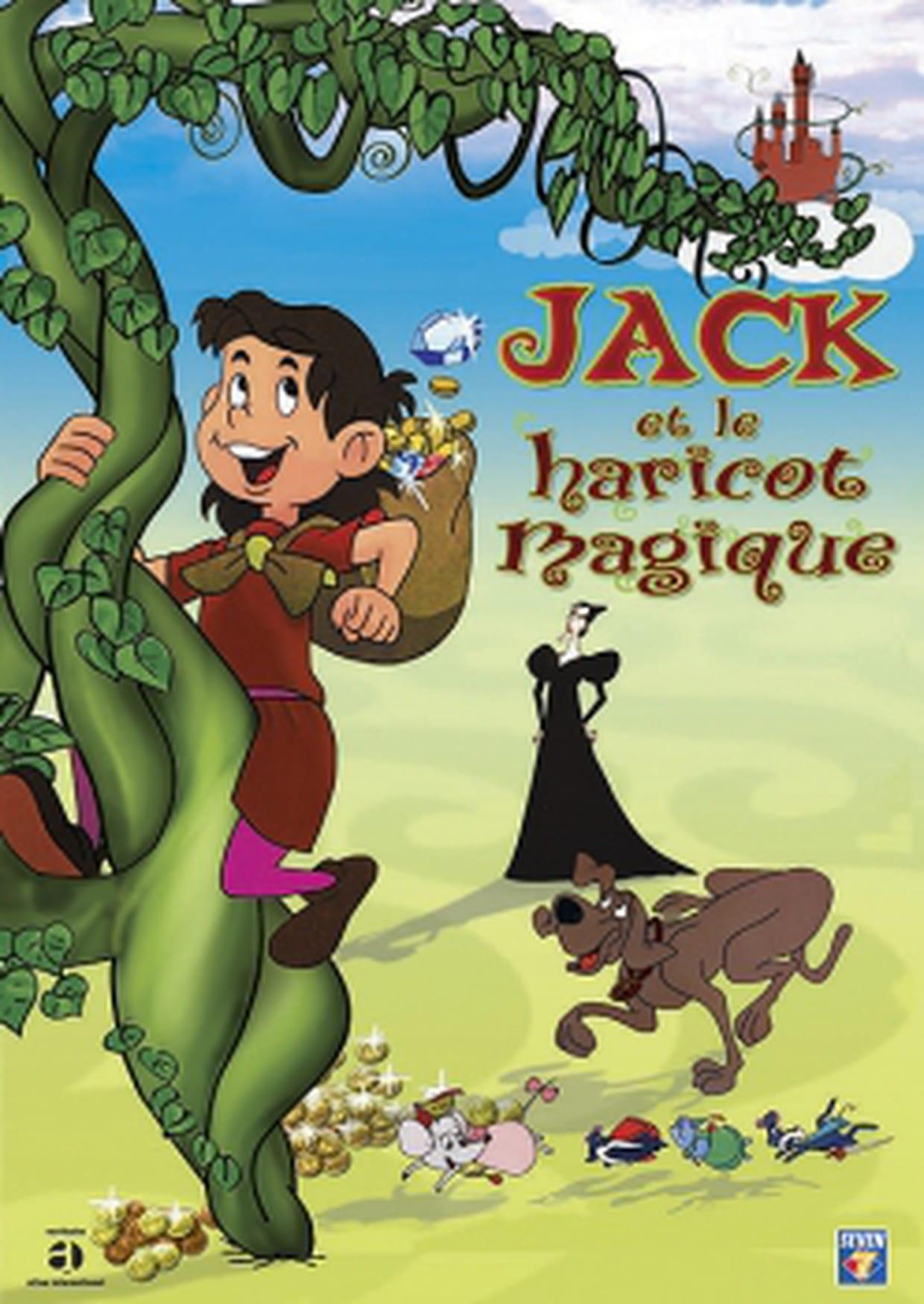 Jack Et Le Haricot Magique Bande Annonce Du Film Seances Sortie
