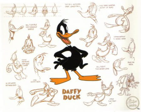 Duck Daffy