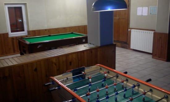 Café de Sauvigny  - Salle de jeux -