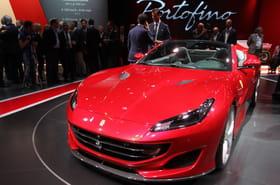 La nouvelle Ferrari Portofino en images