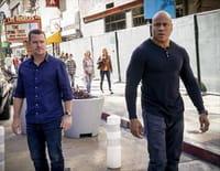NCIS : Los Angeles : Ecran de fumée