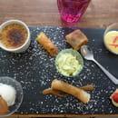 La Malle aux Epices  - Assiette découverte des desserts -   © FDA
