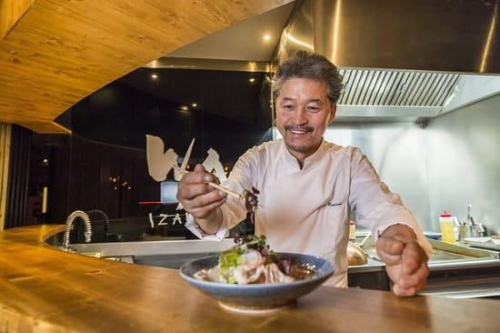 Wa Izakaya  - chef yasuo Nanaumi -