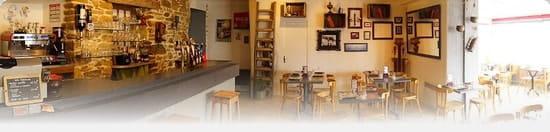 La Brocantine  - Salle du restaurant -   © Derriennic Julien