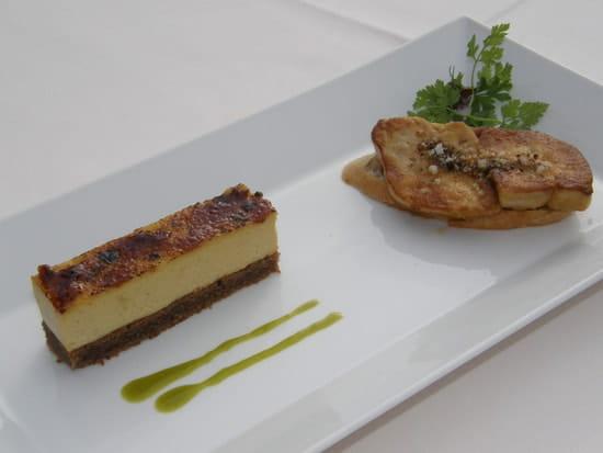 Ecusson - Manoir Hôtel  - Duo de Foie Gras -