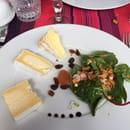 Fromage : LE BICORNE  - Camenbert, Coeur de neufchâtel,... -
