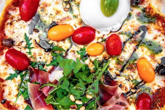 Plat : Mi Piace  - Mi Piace - Restaurant Sainte-Maxime -   © Mi Piace
