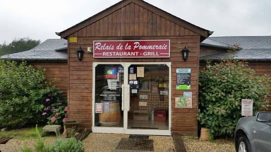 Restaurant : Le Relais de la Pommeraie  - La Pommeraye -