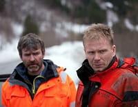 La route de l'enfer : Norvège : Feu et glace