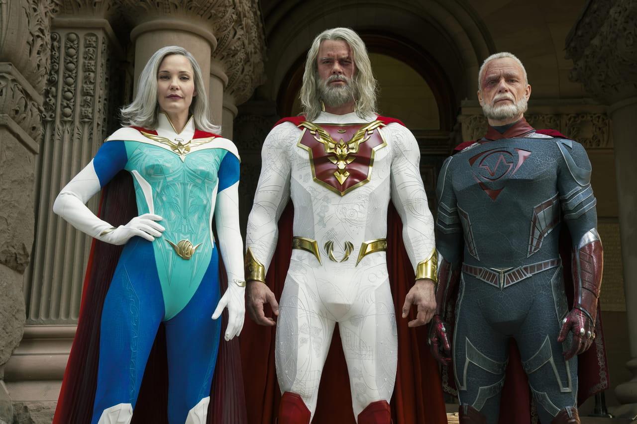 Jupiters Legacy: la série de super-héros de Netflix soffre une première bande-annonce