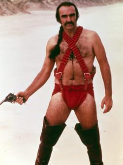 Sean Connery dans Zardoz