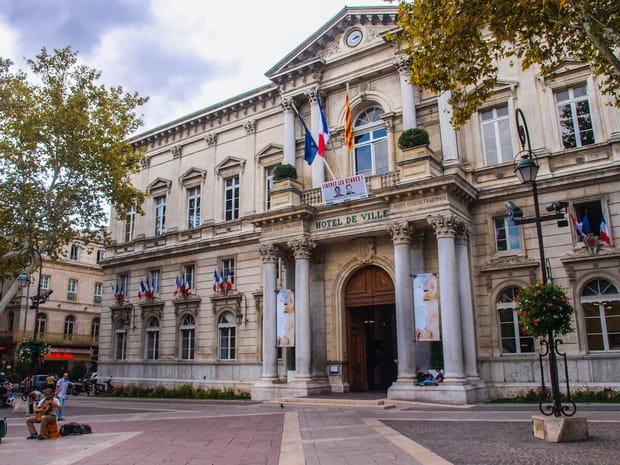 Résultat élection européenne Avignon