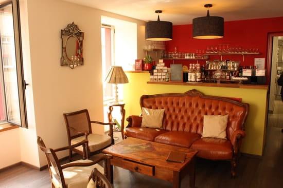 La Grillotière  - Le salon de thé -