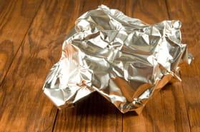 Des façons étonnantes d'utiliser le papier aluminium chez vous