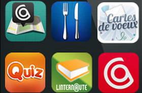 Toutes les applications iPhone gratuites de Linternaute.com