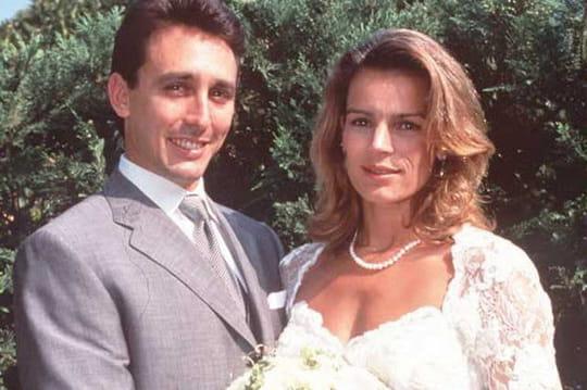 1995: Stéphanie et Daniel Ducruet