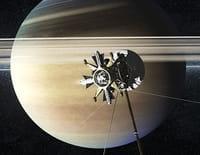 On a marché sur : Saturne