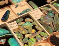 Chercheurs d'opale : Un site légendaire