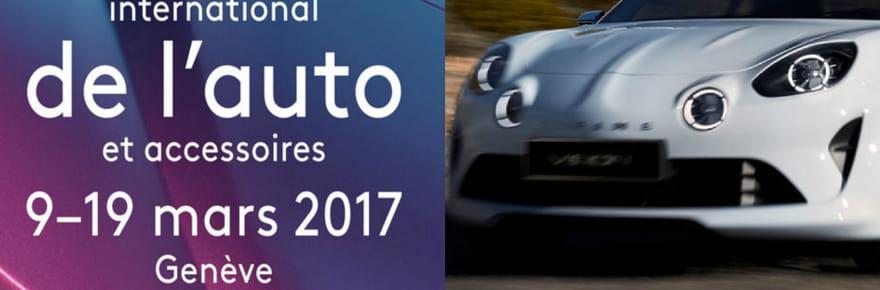 Salon de Genève 2017: nouvelle Alpine et Ferrari 812Superfast en vedette [infos, dates, billets, prix, nouveautés]