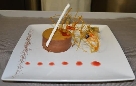 Hôtel restaurant Lesage  - Craquant au chocolat -