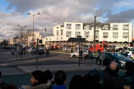 Prise d'otages àColombes: leforcené s'est rendu, les deux otages sains et saufs