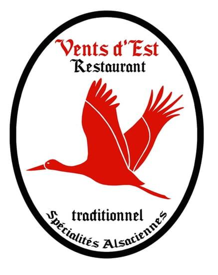 Vents d'Est gastronomique alsaciennes  - Enseigne -   © Vents d'Est
