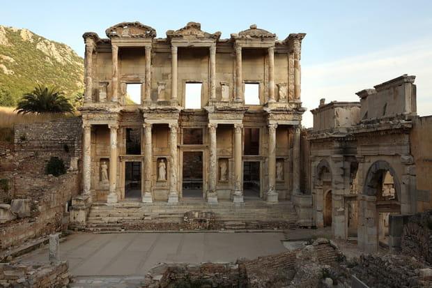 Les sites classés en 2015 : Ephèse en Turquie