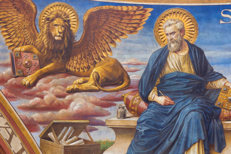 Saint Marc: biographie courte de l'apôtre évangéliste