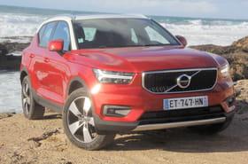Essai Volvo XC 40: surprenant et séduisant SUV premium