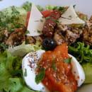 Délices Park  - Salade de poulet -   © Délices Park