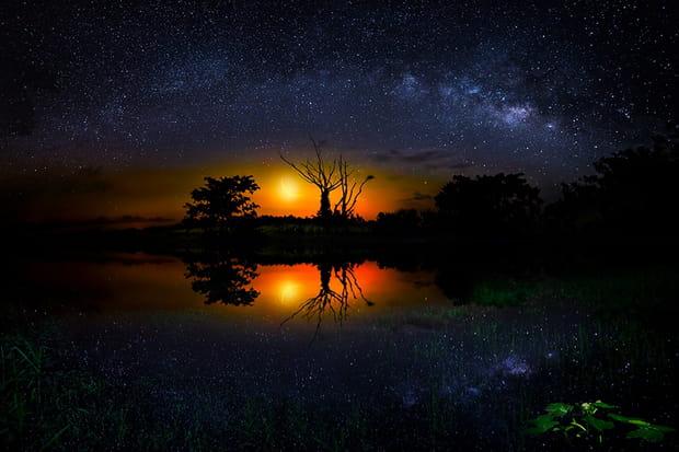 L'oeil de l'Univers