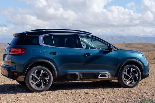 Citroën C5Aircross: notre essai, que vaut ce SUV axé sur le confort?