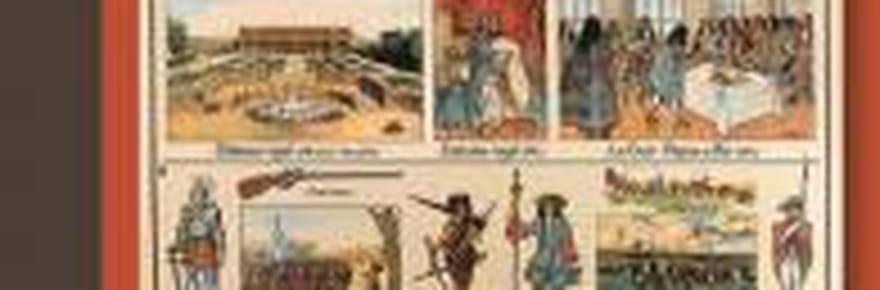 L'histoire vue par les anciennes affiches scolaires