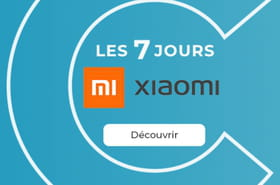 Bon plan Xiaomi: 7jours de réductions sur plusieurs smartphones chez CDiscount