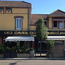 Restaurant : Les Caves du Luxembourg  - La façade -