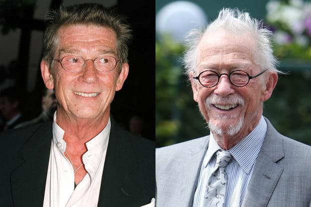 John Hurt ressemble à Ollivander
