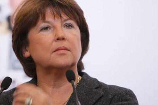 Martine Aubry: lessondages à Lille#mun59000