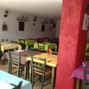 Restaurant : Le Camargue  - La salle -
