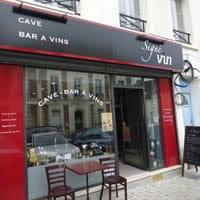 Signé Vin  - La devanture -   © signé vin