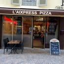L'Aixpress Pizza  - Enseigne  -