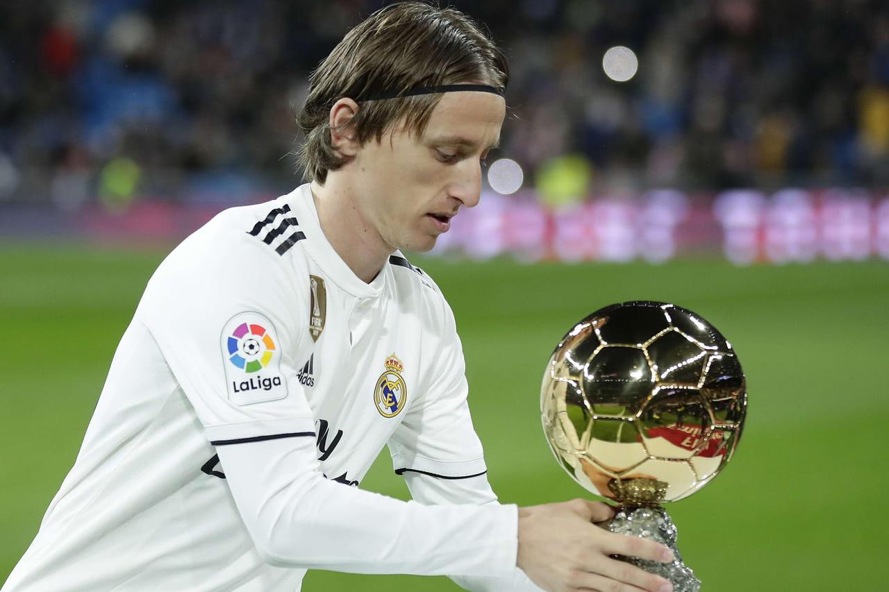 Ballon d'Or2019: Modric et Neymar absents de la liste des 30