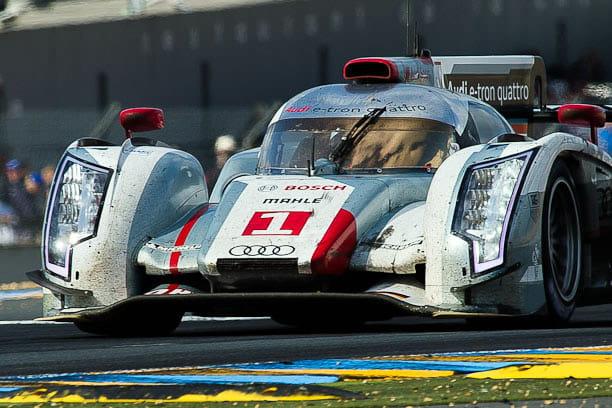 24Heures du Mans 2012: Audi encore et toujours...