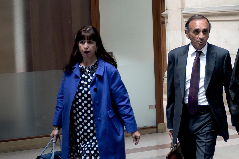 Mylène Chichportich, femme d'Eric Zemmour: en couple avec le polémiste depuis 39ans