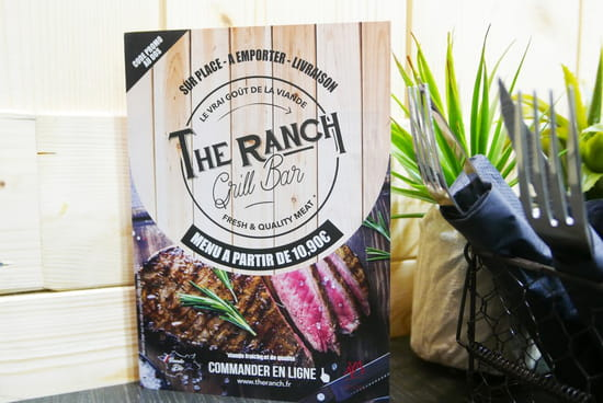 Restaurant : The Ranch  - the ranch bar à viandes halal bio Paris -   © The Ranch