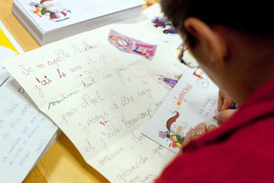 Lettre au Père Noël2019: le secrétariat est ouvert! Infos et modèle