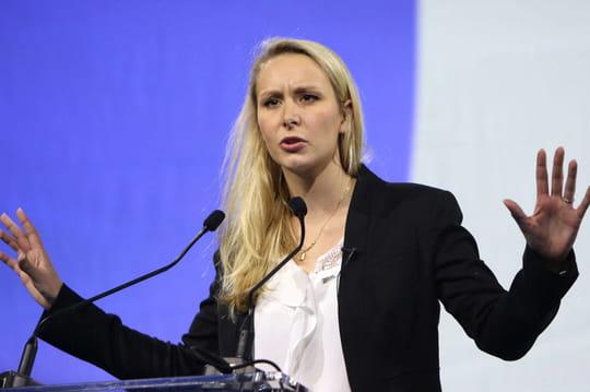 Marion Maréchal-Le Pen: son résultat en PACA